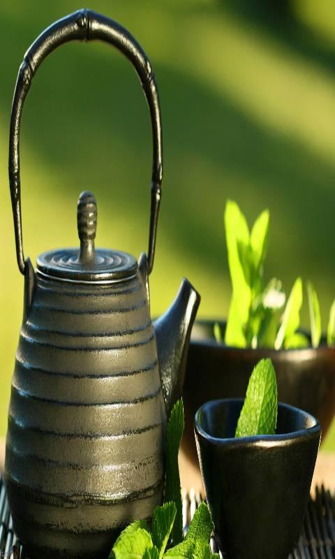 Zen   Tea Time