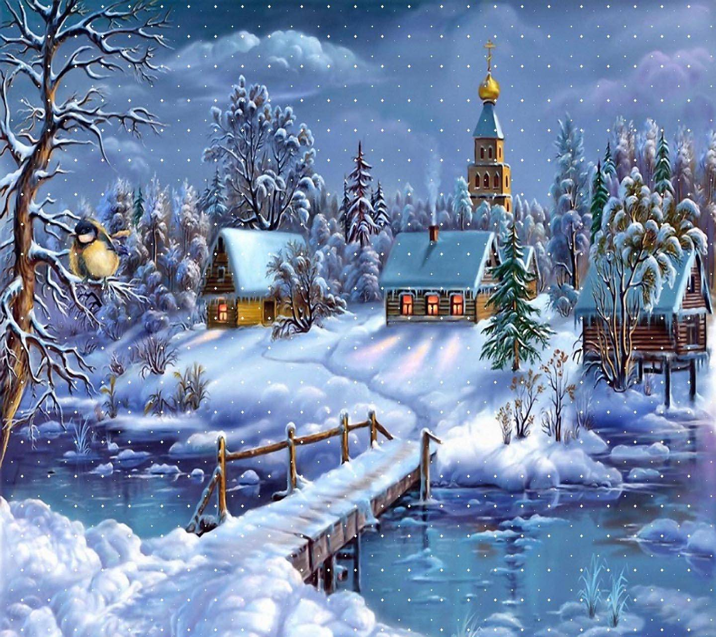 Winter Dreamland