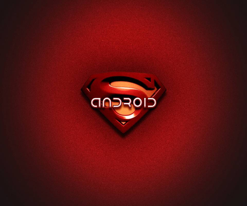 Super-android-red