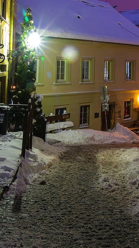 Bratislava Winter