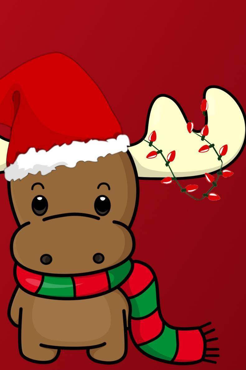 christmas moose - Christmas Moose