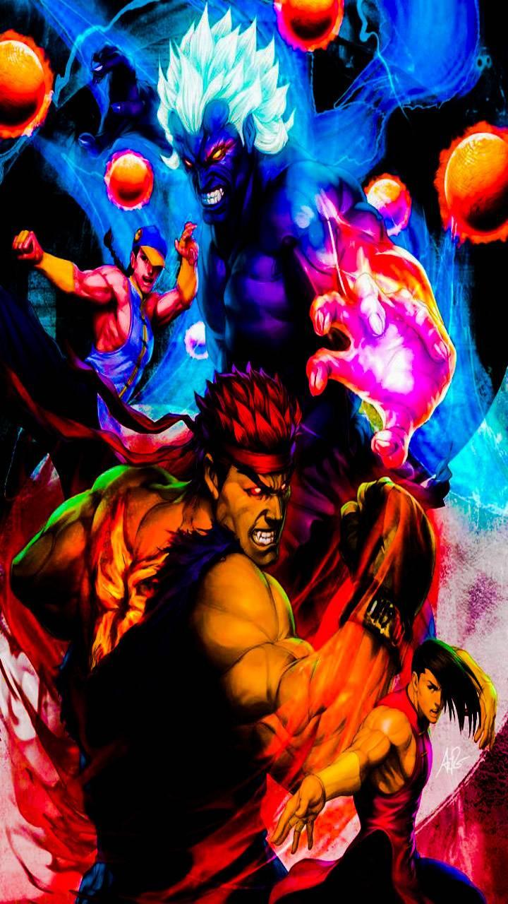 Oni Evil Ryu Wallpaper By Albasty 32 Free On Zedge