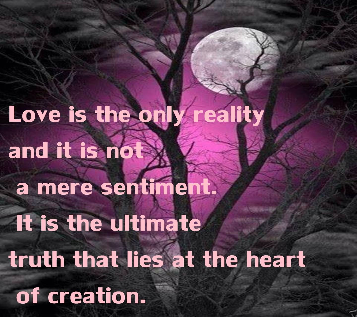 Love Is Reality