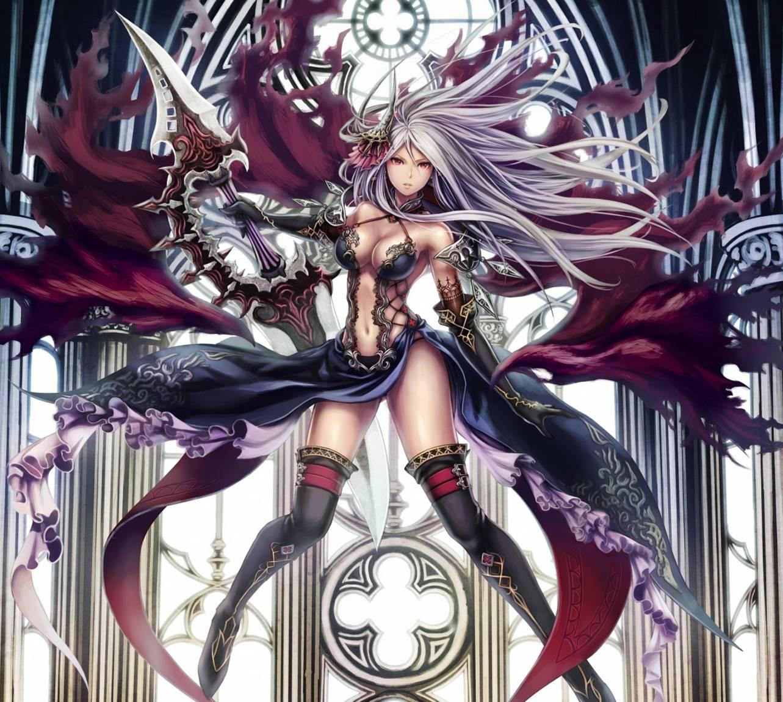 wallpaper sexy anime