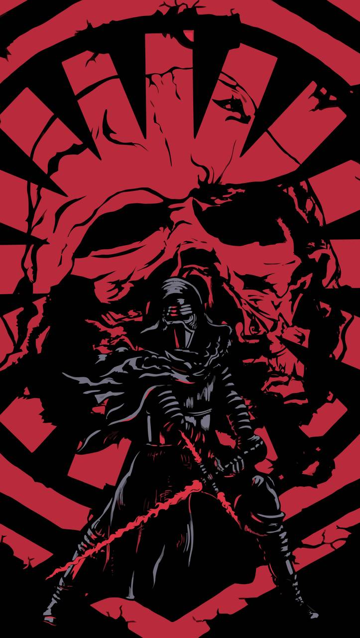 Darth Vader Kylo Ren Wallpaper Nosirix