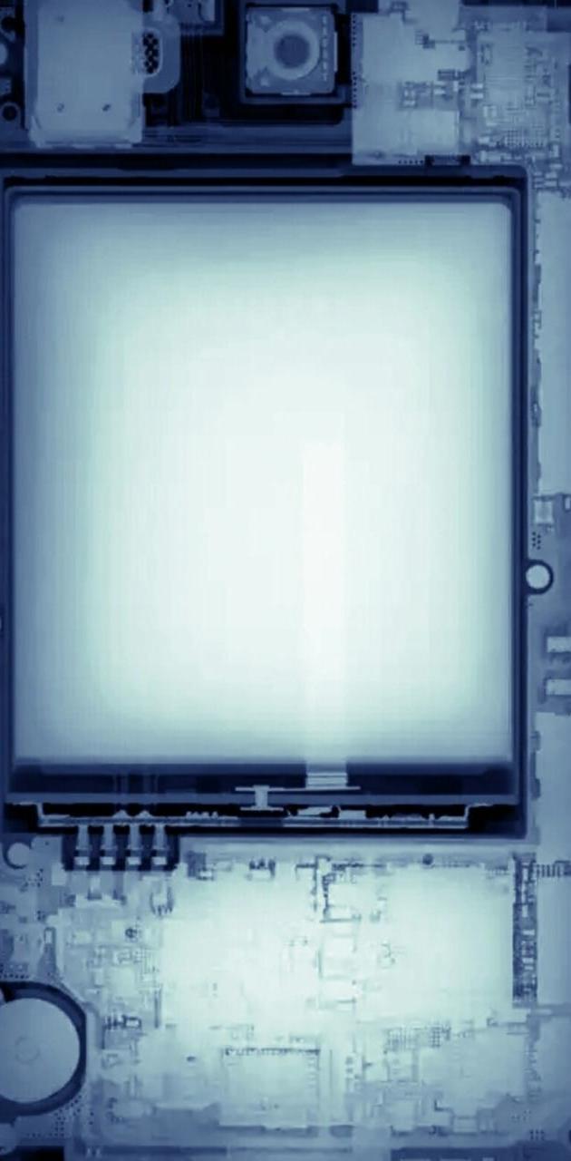 Galaxy S3 X-Ray