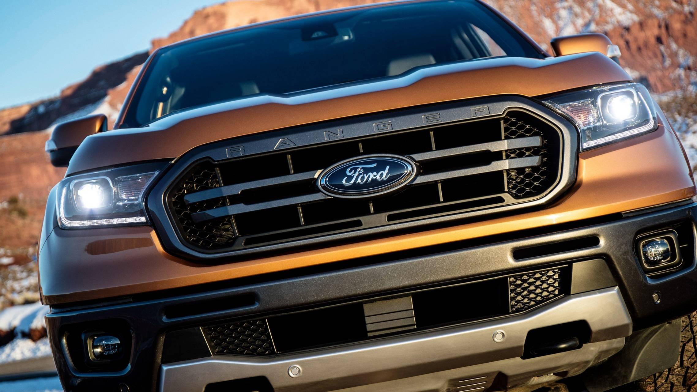 2019 Ford  logo