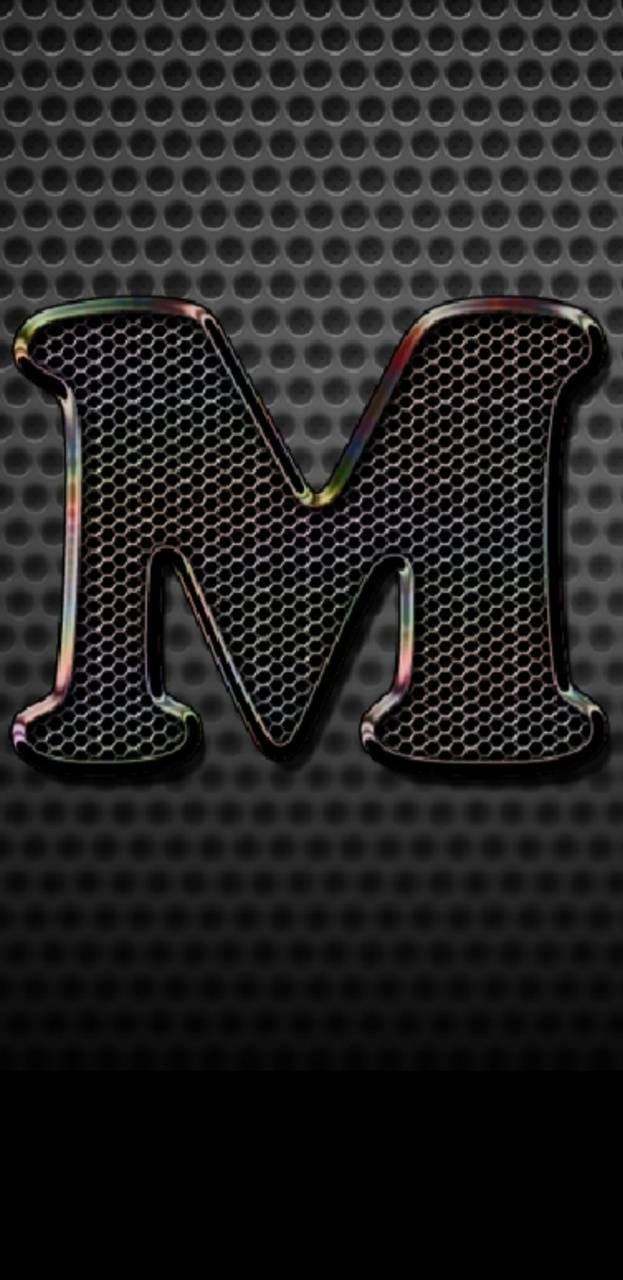 M Alphabet Wallpaper Letter