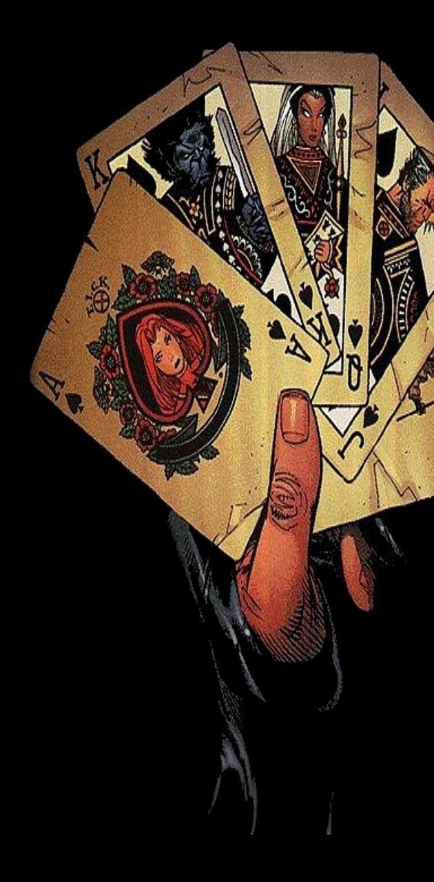 Comics Cards