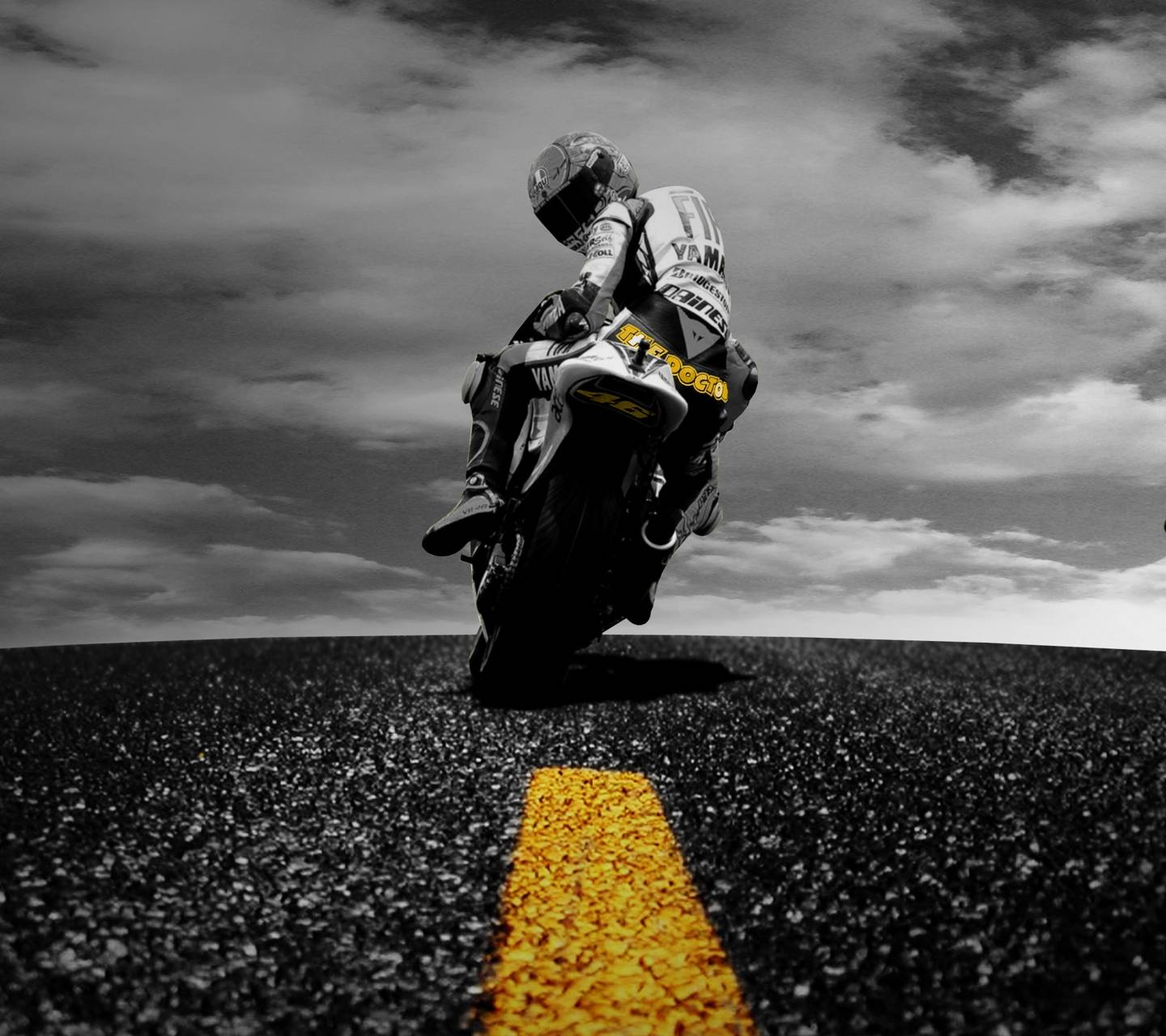 Valentino Rossi Wallpaper by __mabar7__ - 16
