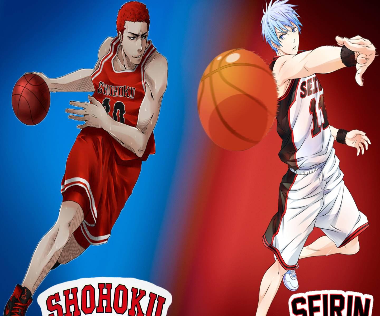 Anime basketball