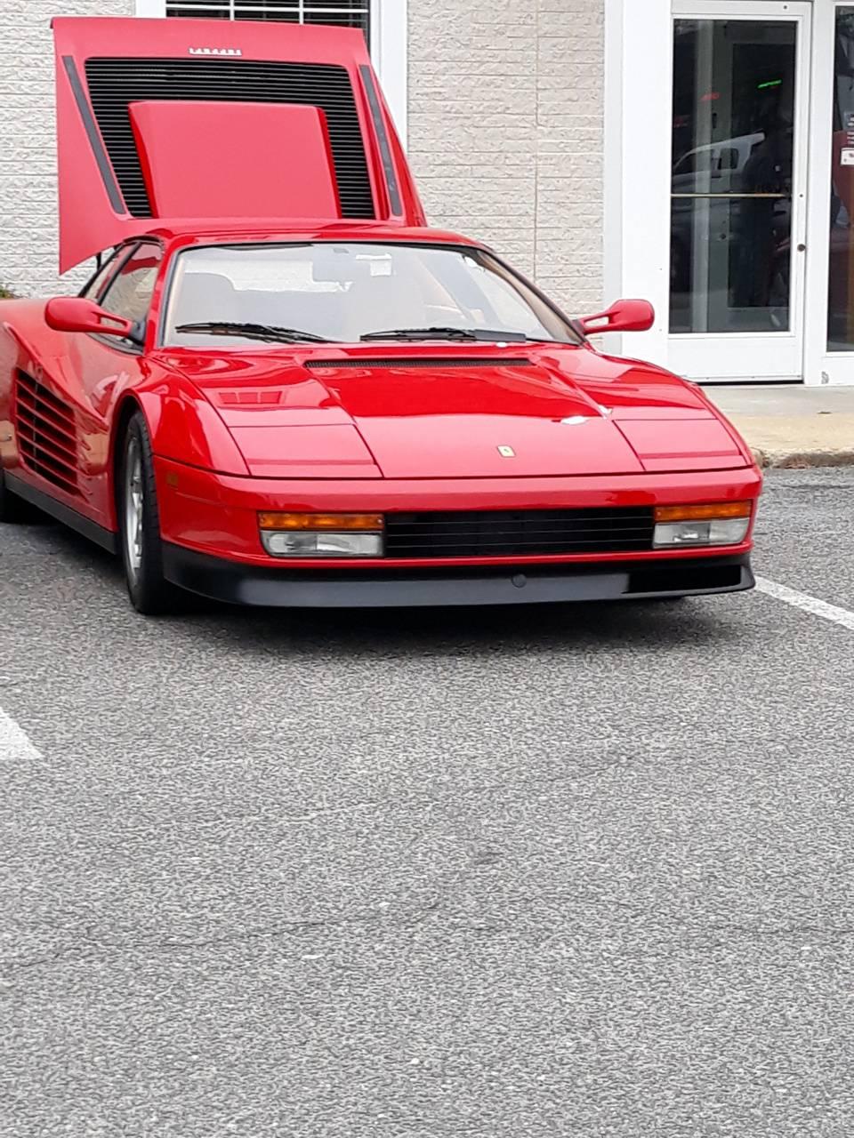 Real Ferrari