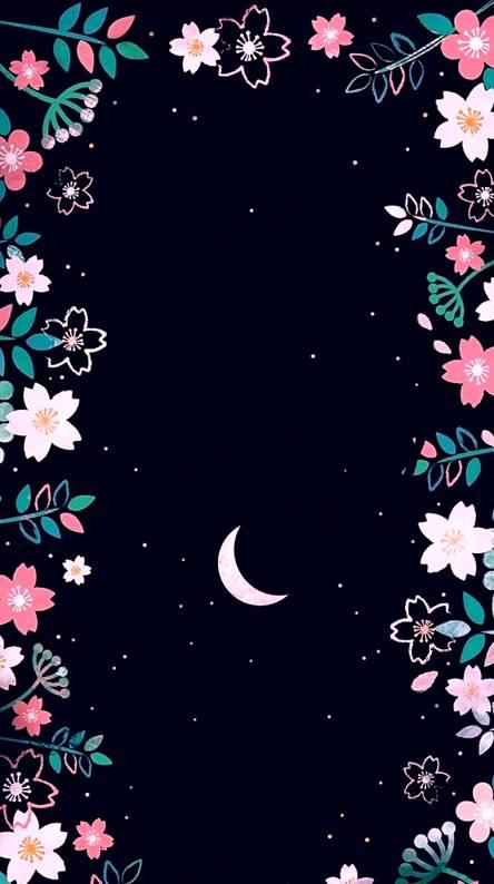 Fondo luna